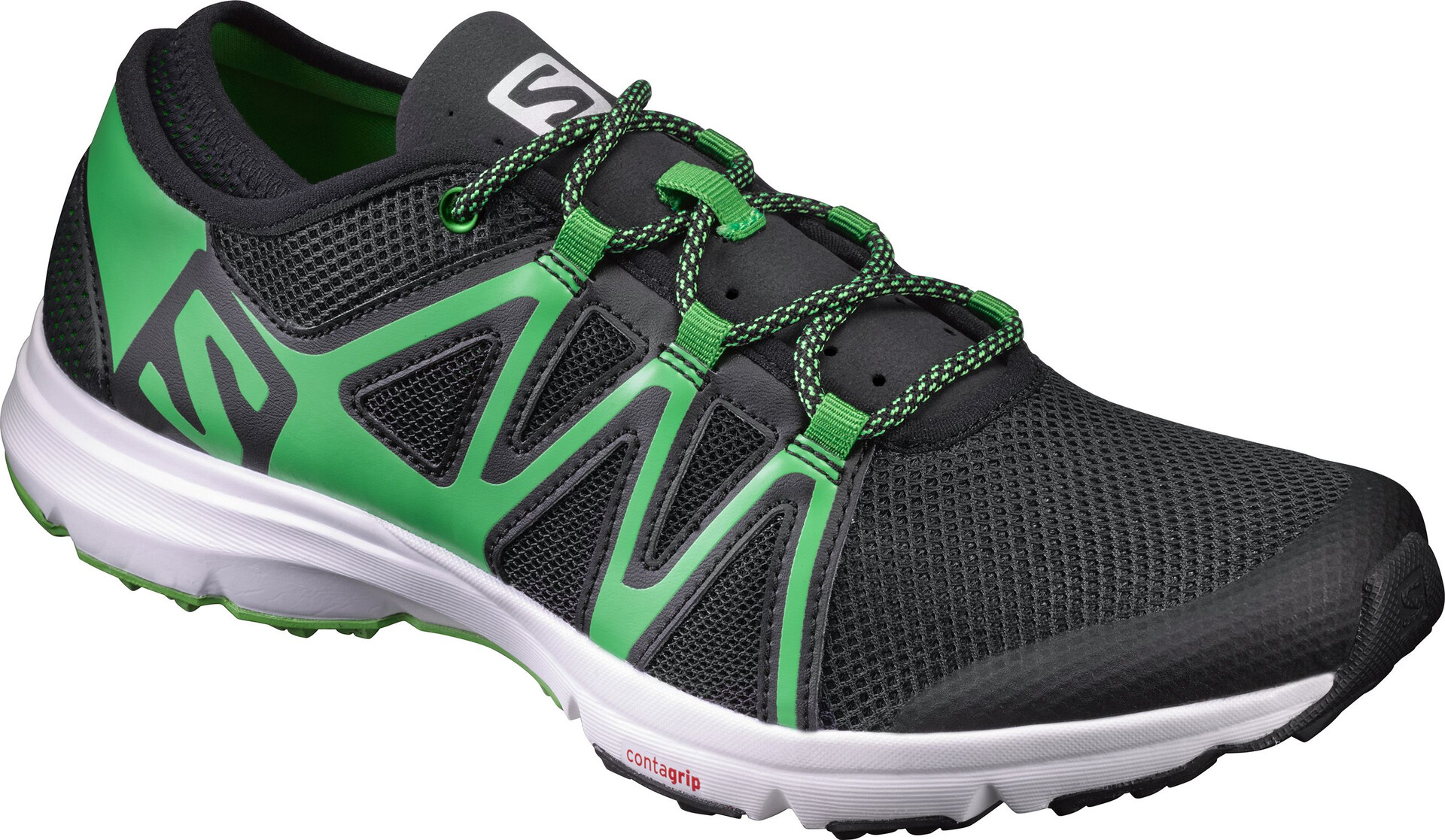 CAMPZ Swift Chaussures Salomon vertnoir sur Crossamphibian Homme CYw65vx